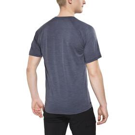 Bergans Sveve Camiseta de Lana Hombre, nightblue mel